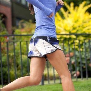 Lululemon Turbo Run Shorts Size 4